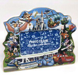 New Disneyworld Storybook Character Photo Frame